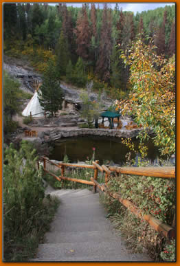 Strawberry Park Hot Springs - Steamboat Springs Colorado